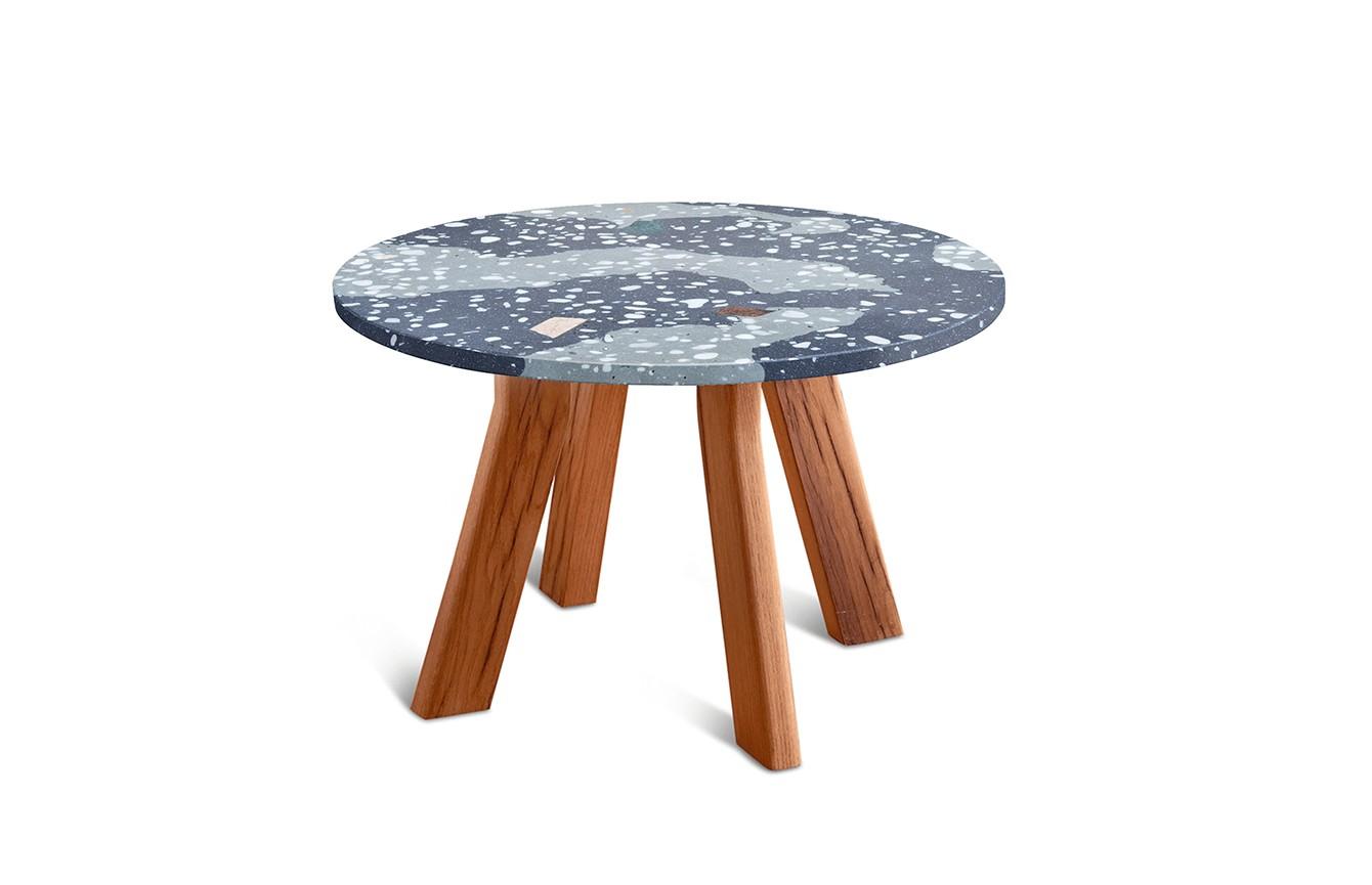 Kentholz terrazzo coffee table
